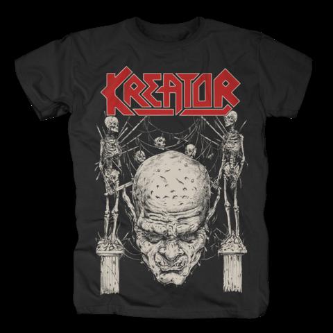 √Skull N Skeletons von Kreator - T-Shirt jetzt im Kreator Shop