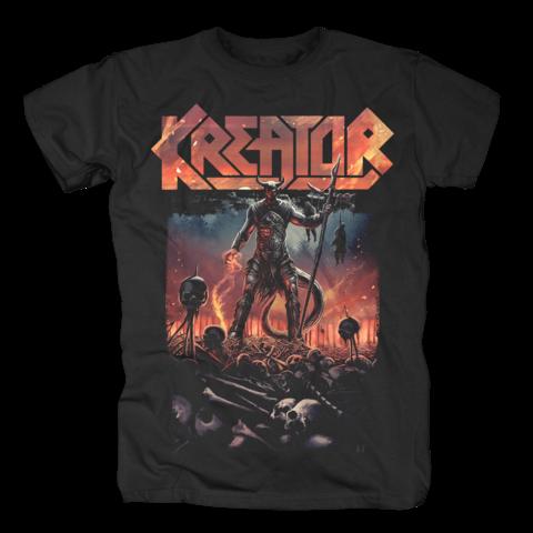 √Warrior von Kreator - T-Shirt jetzt im Kreator Shop