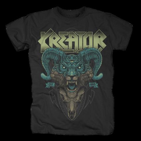 The Pride von Kreator - T-Shirt jetzt im Kreator Shop