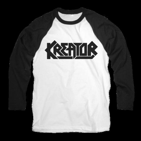 √Kreator Logo von Kreator - Raglan long-sleeve jetzt im Kreator Shop