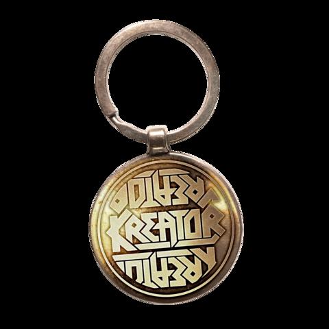 √Chaos von Kreator - Keychain jetzt im Kreator Shop