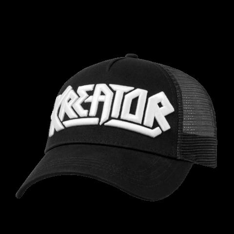 √White Logo von Kreator - Mesh Cap jetzt im Kreator Shop
