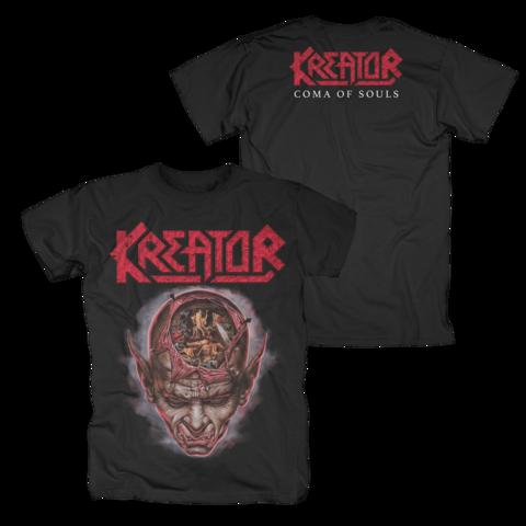 √Coma Of Souls von Kreator - T-Shirt jetzt im Kreator Shop