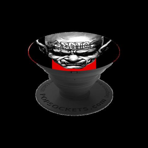 √Skull Logo von Kreator - Pop Socket jetzt im Kreator Shop