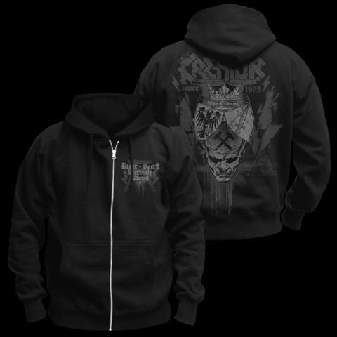 √Ruhrpott von Kreator - Hood sweater jetzt im Kreator Shop