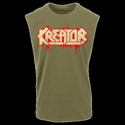 Splasher Logo von Kreator - T-Shirt jetzt im Kreator Shop