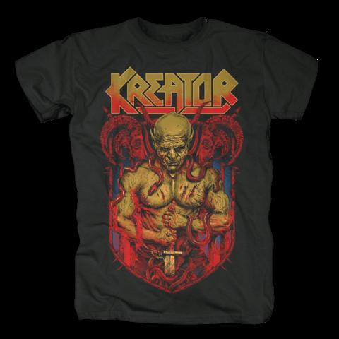 √Snakes von Kreator - T-Shirt jetzt im Kreator Shop