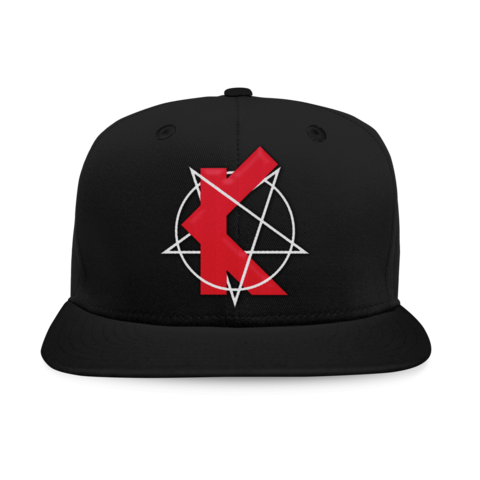 K-Line Pentagram von Kreator - Cap jetzt im Kreator Shop
