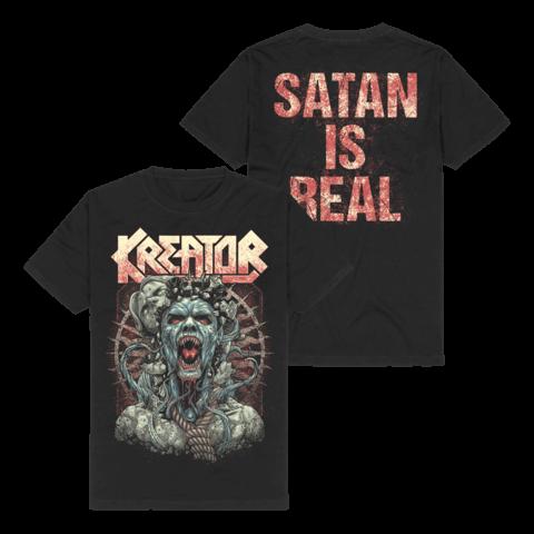 √Never Die (Satan Is Real) von Kreator - T-Shirt jetzt im Kreator Shop