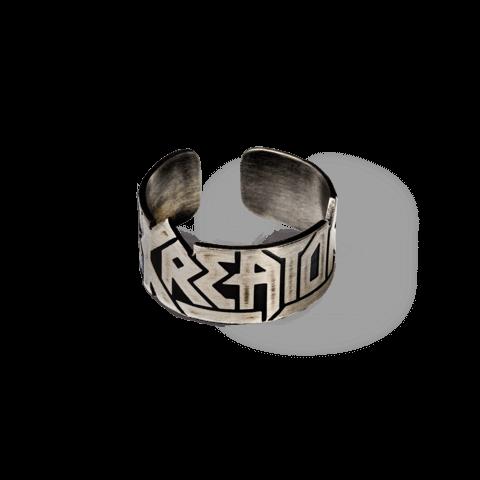 √Kreator Logo von Kreator - Ring jetzt im Kreator Shop