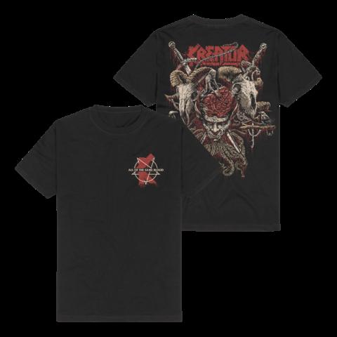 All Of The Same Blood von Kreator - T-Shirt jetzt im Kreator Store