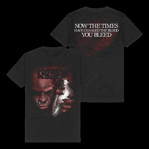 The Blood You Bleed von Kreator - T-Shirt jetzt im Kreator Store